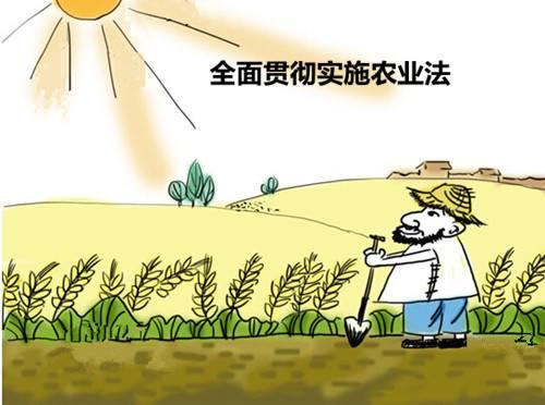 《中华人民共和国农业法》全文