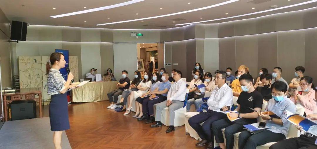 广州市人力资源服务协会秘书长刘丽